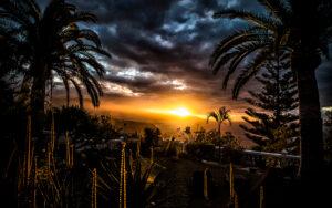 Sonnenaufgang am Teide, Teneriffa - derferder.at