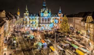 Weihnachten am Hauptplatz Graz - derferder.at