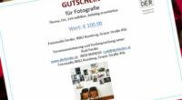 GUTSCHEIN-AKTION !!!